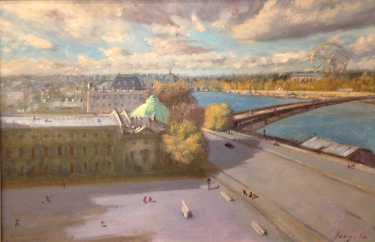 View 'Orsay